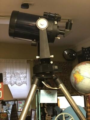 FINISH Big Ole Telescope
