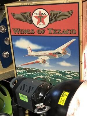 Wheels of Texaco DC-3 Diecast Plane