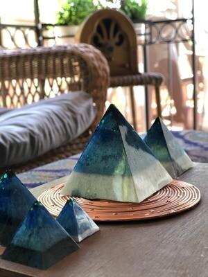 Orgone Pyramid - Large