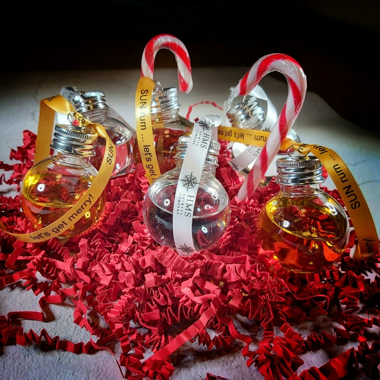 Christmas Tree Baubles Set