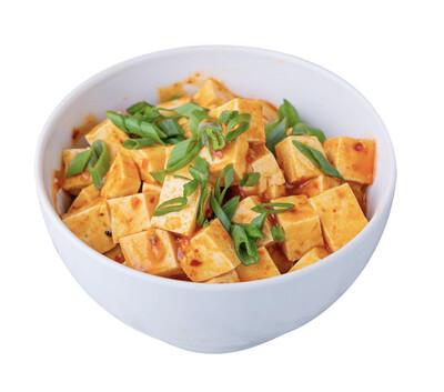 Мапо тофу в остром соусе