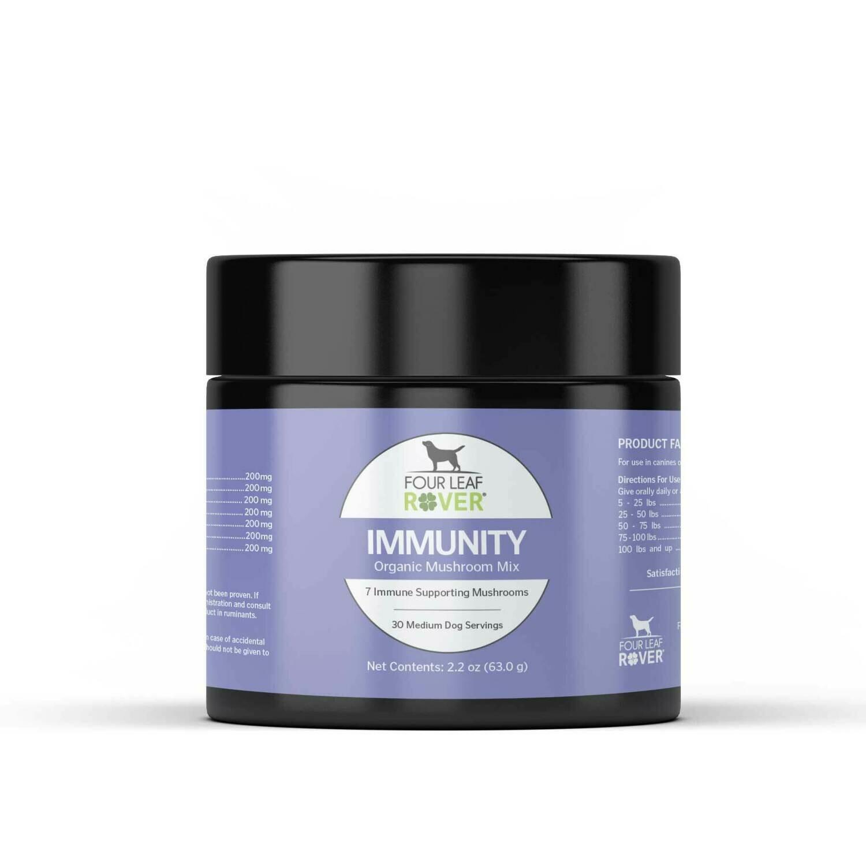 IMMUNITY- 7 Immune Supporting Mushrooms