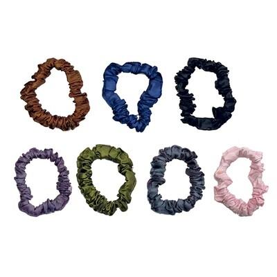 Σουράκι μαλλιών διάφορα χρώματα
