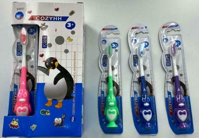 Παιδικές οδοντόβουρτσες