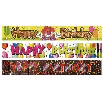 Διακοσμητικά Happy Birthday 180εκ