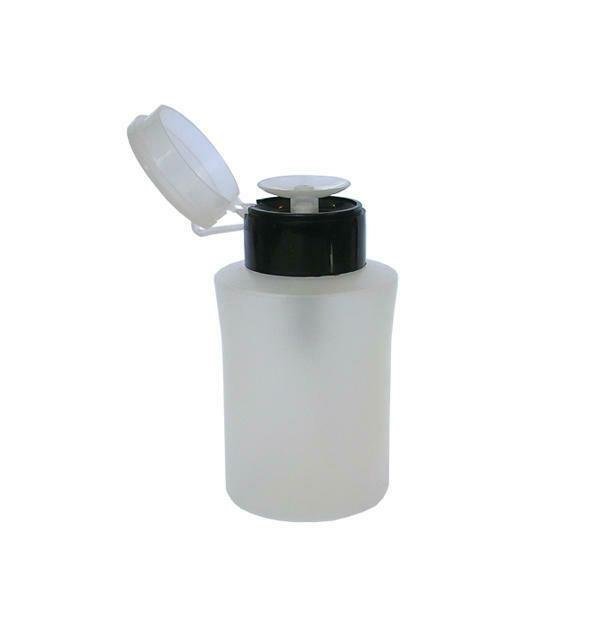 Πλαστικό δοχείο με αντλία για οινόπνευμα/ασετόν