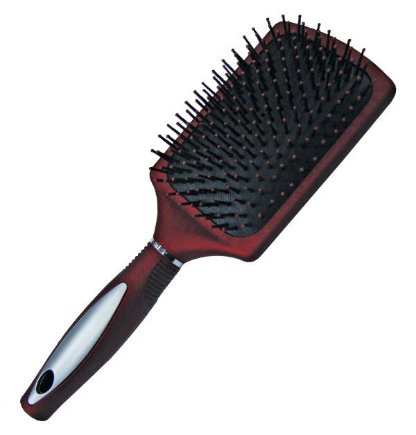 Βούρτσα μαλλιών για χτένισμα τετράγωνη