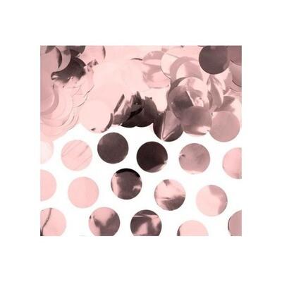 Κομφετί ροζ -χρυσό 15γρ