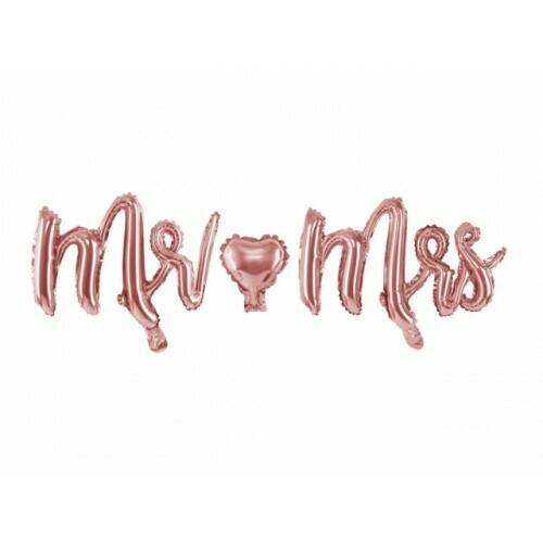 Μπαλόνι Mr&Mrs