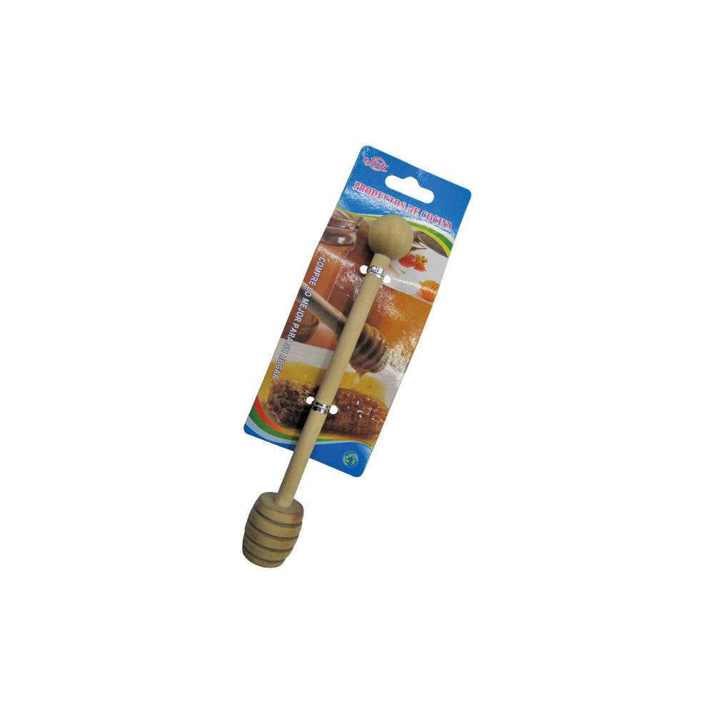 Ξύλινη κουτάλα μελιού