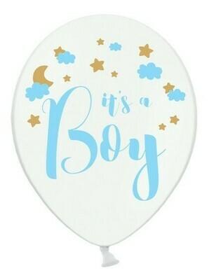 Μπαλόνι μπλε it's a boy