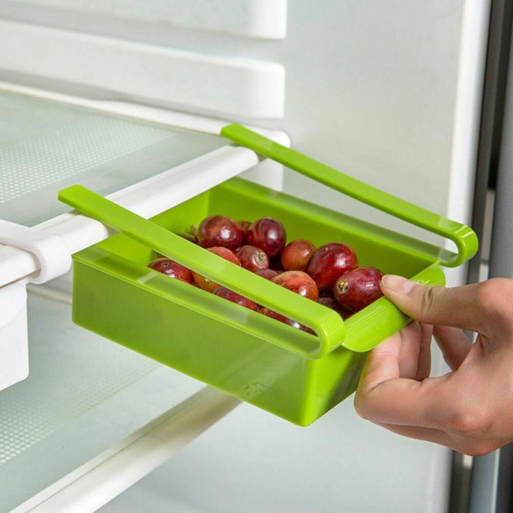 Πλαστικό συρτάρι - ράφι αποθήκευσης ψυγείου