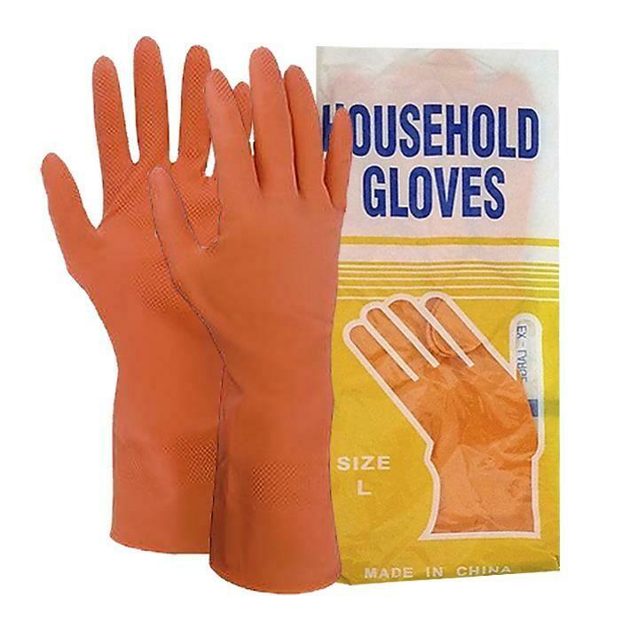 Πλαστικά γάντια οικιακής χρήσης