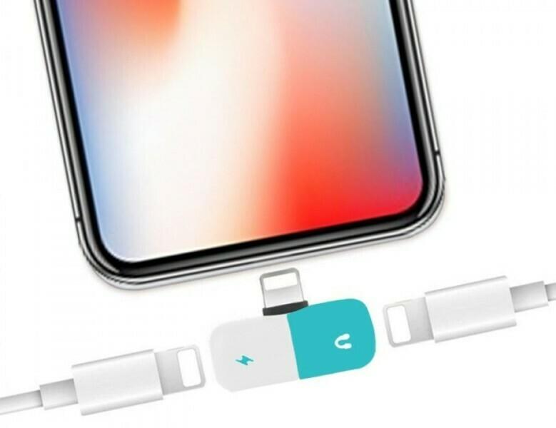 Αντάπτορας lightning splitter για το iPhone
