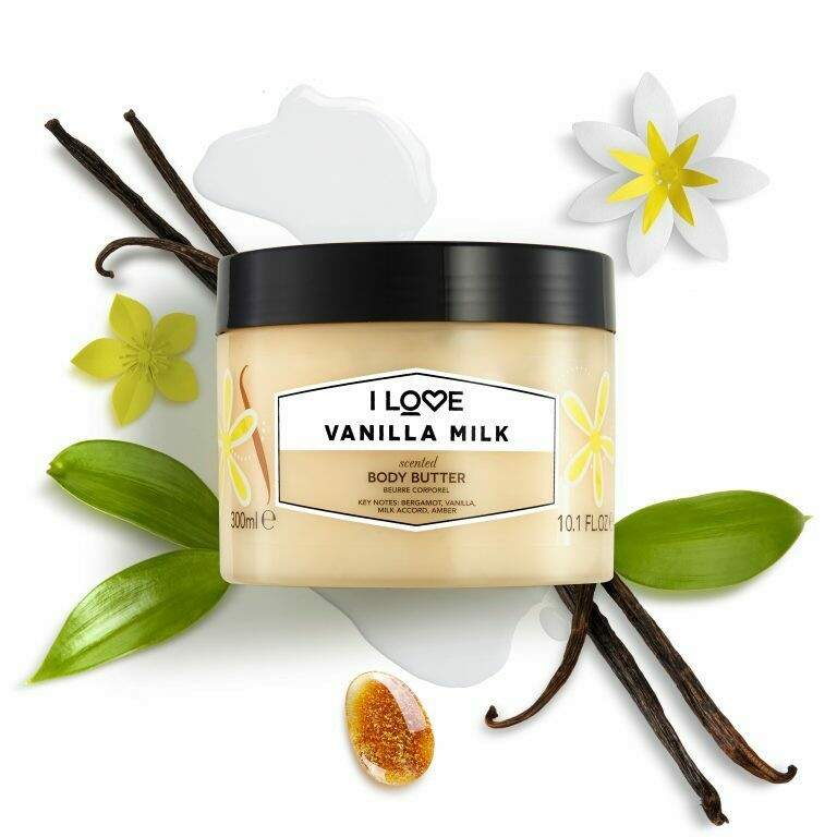 Vanilla Milk Body Butter