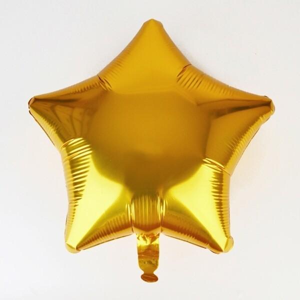 """Μπαλόνι foil αστέρι 18"""""""