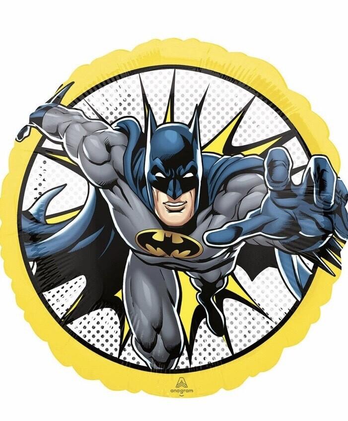 """Μπαλόνι foil Batman 17"""" (43 εκ)"""