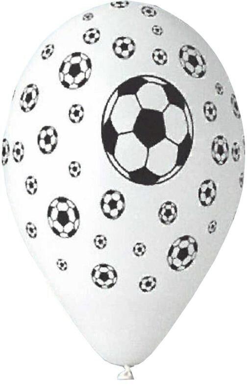 """Μπαλόνι 12"""" μπάλες ποδοσφαίρου 1τμχ"""