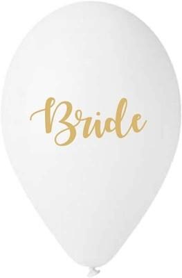 """Μπαλόνι Bride 13""""  1τμχ"""