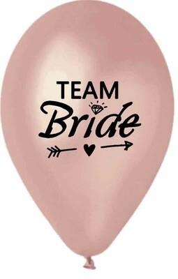"""Μπαλόνι Team Bride 13"""". 1τμχ"""
