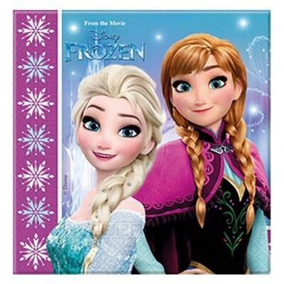 Χαρτοπετσέτες Frozen 20τμχ