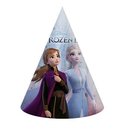 Καπελάκια πάρτυ Frozen 6τμχ