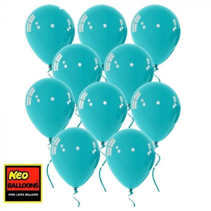 """Μπαλόνι 12"""" τυρκουάζ 1τμχ"""
