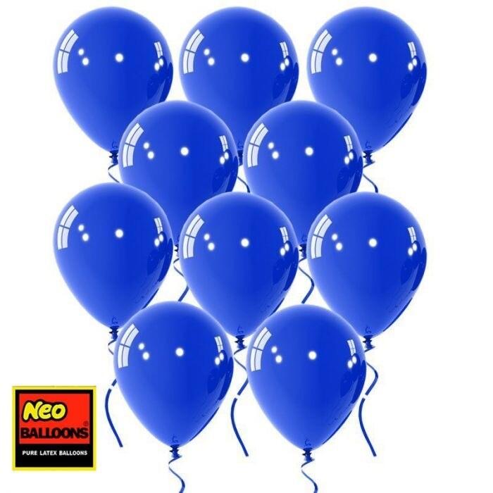 """Μπαλόνι μπλε 12"""" 1τμχ"""