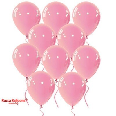 Μπαλόνι ροζ περλέ 5