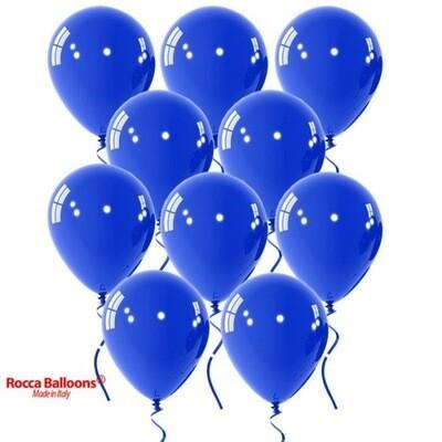 Μπαλόνι μπλε Περλέ 5