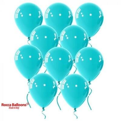 Μπαλόνι aquamarine περλέ 5