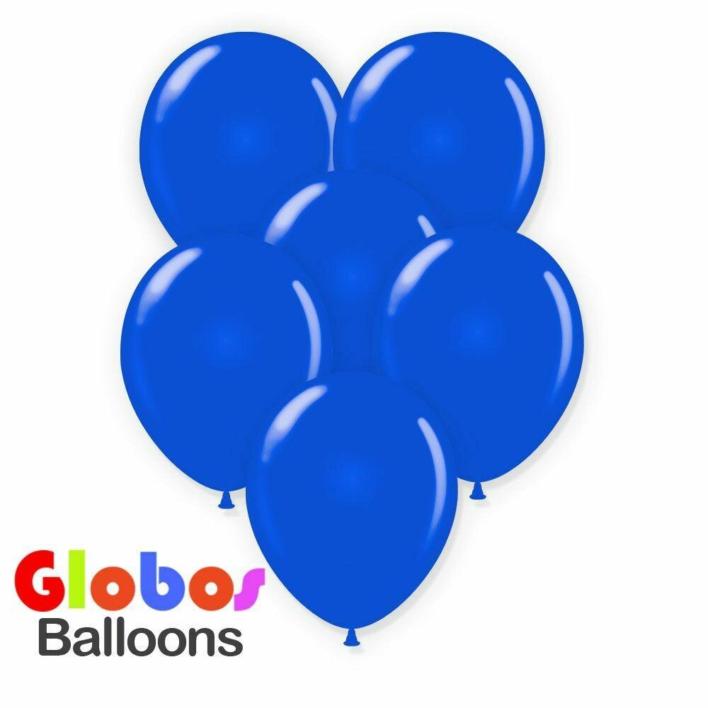 """Μπαλόνι 12"""" μπλε 1τμχ"""