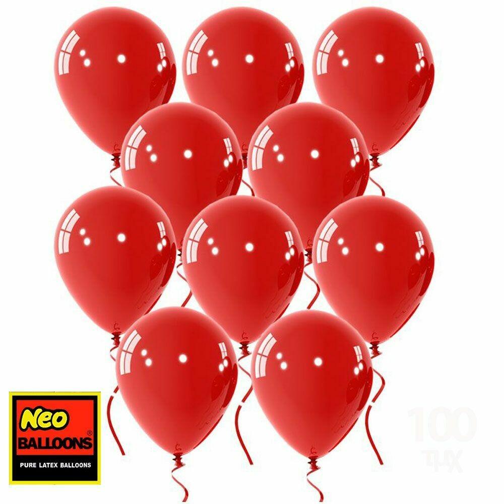 """Μπαλόνι 12"""" κόκκινο 1τμχ"""