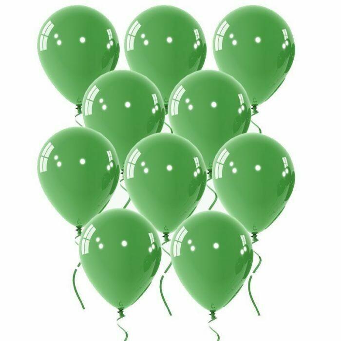 """Μπαλόνι 12"""" πράσινο 1τμχ"""