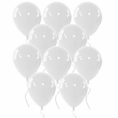 Μπαλόνι λευκό 5