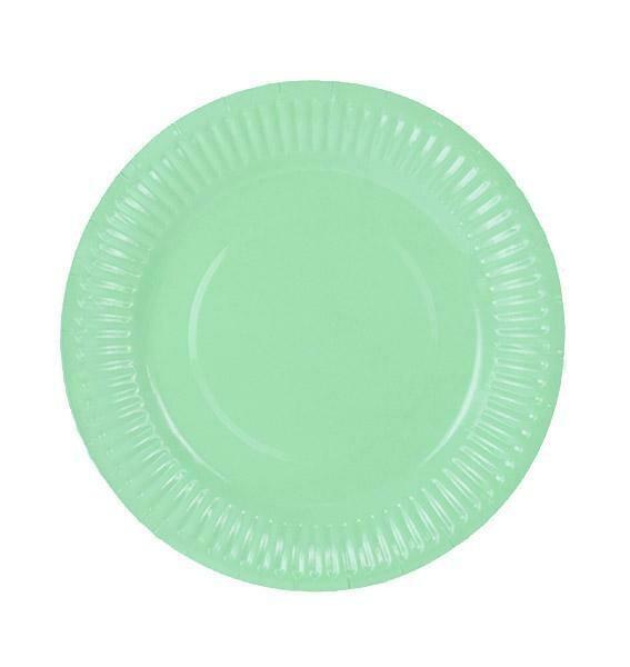 Πιάτα βεραμάν 6τμχ
