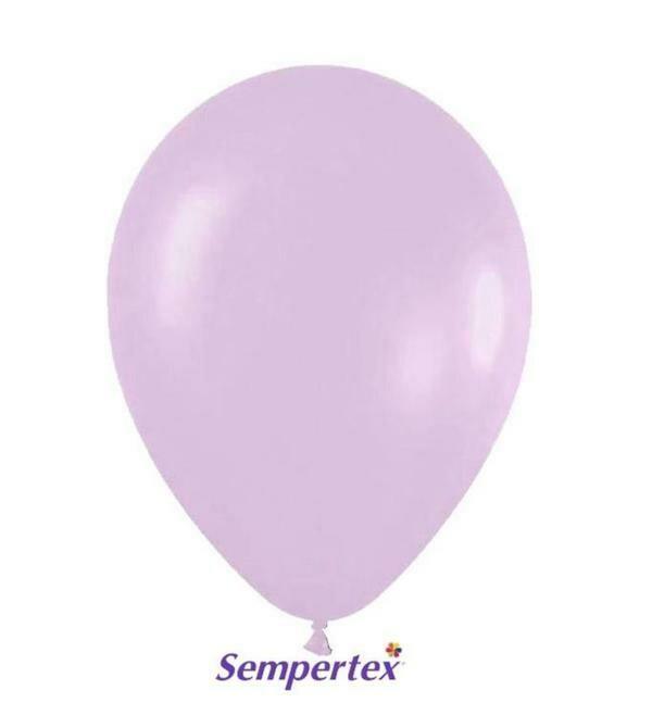 """Μπαλόνι 5"""" satin lilac 1τμχ"""
