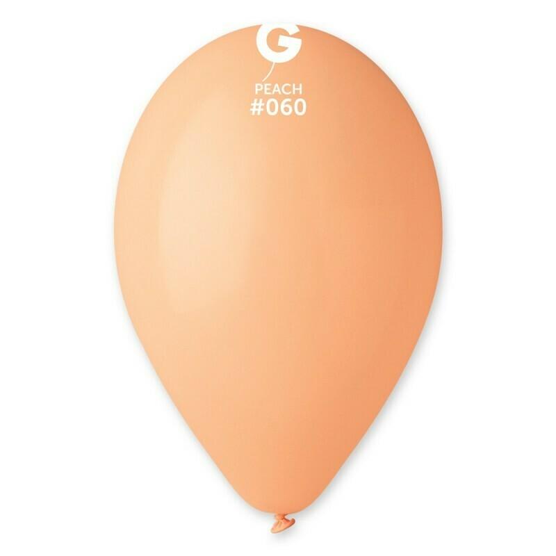 """Μπαλόνι 5"""" πορτοκαλί παστέλ"""