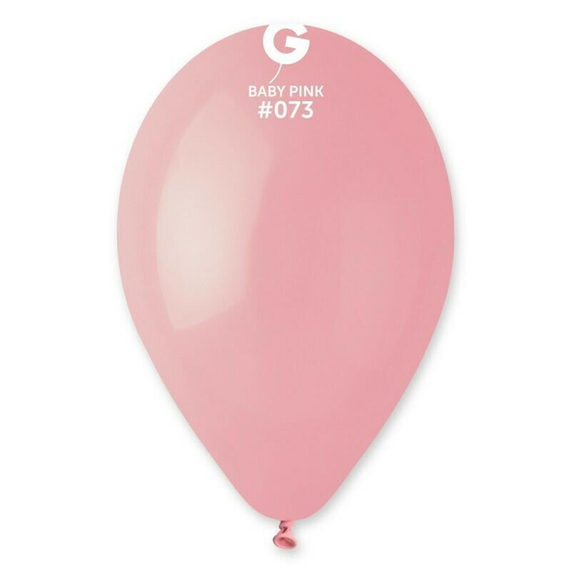 """Μπαλόνι 5"""" macaron pink"""