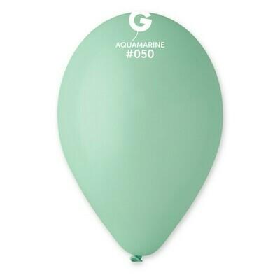 Μπαλόνι aquamarine 12