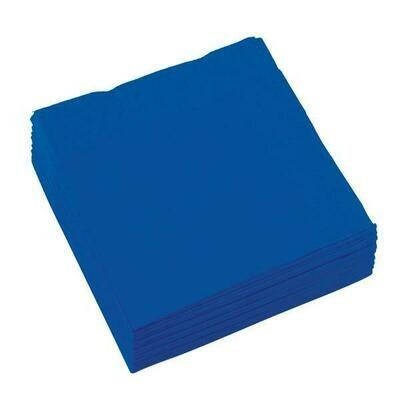 Χαρτοπετσέτες μικρές Μπλε Ρουά (20 τεμ)
