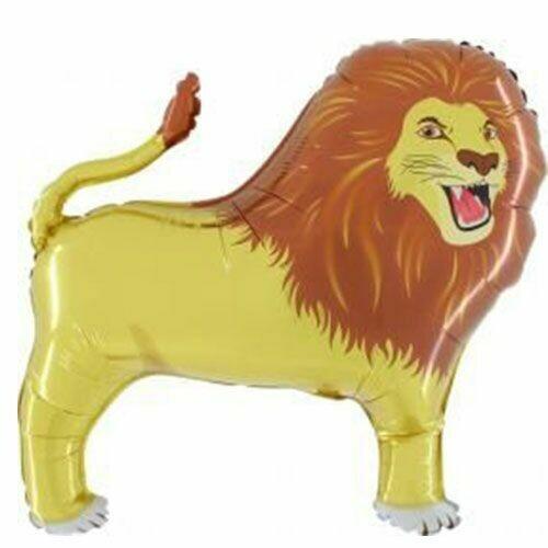 """Μπαλόνι foil λιοντάρι 36"""""""