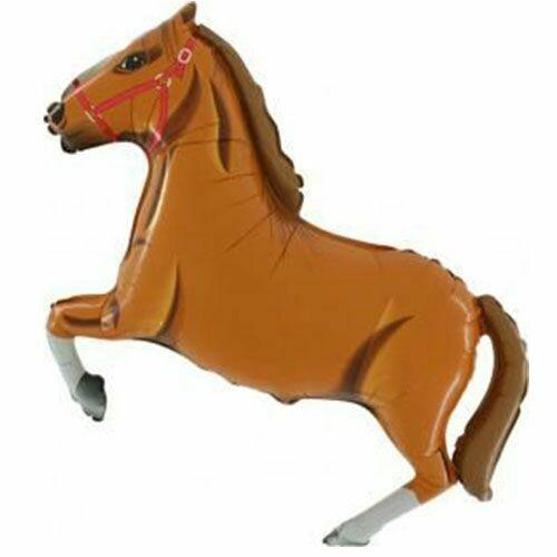 """Μπαλόνι foil άλογο 36"""""""