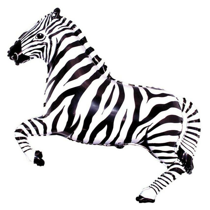 """Μπαλόνι foil zebra 36"""""""
