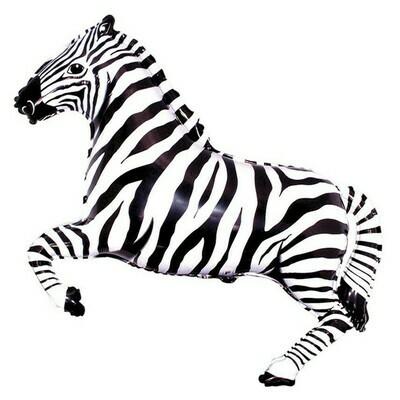 Μπαλόνι foil zebra 36