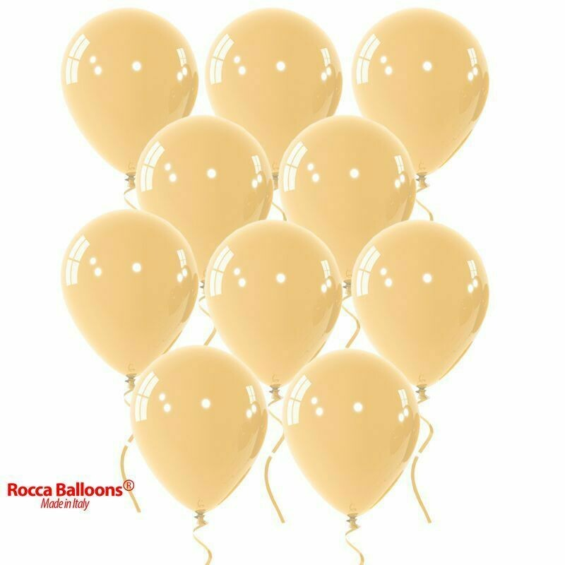 """Μπαλόνι 12"""" ιβουάρ 1τμχ"""