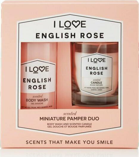 English Rose Mini Pamper Duo