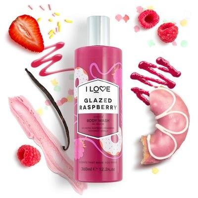 Αφρόλουτρο Glazed Raspberry