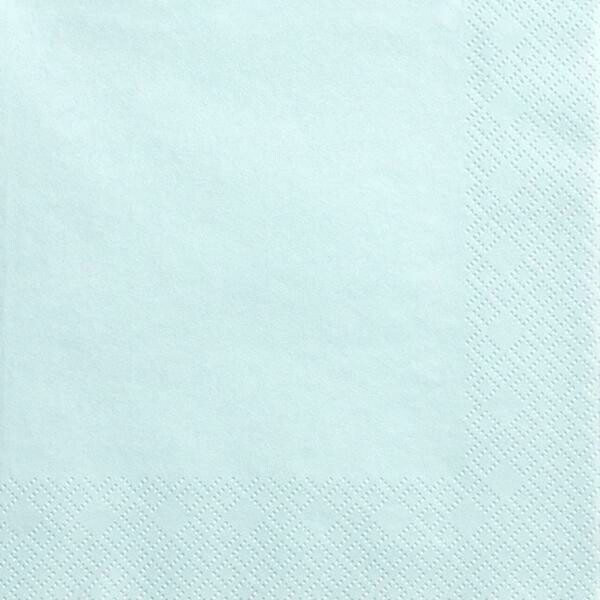 Χαρτοπετσέτες Γαλάζιο (20 τεμ)