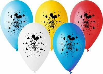 """Μπαλόνι τυπωμένο Mickey Mouse 13"""" 1τμχ"""
